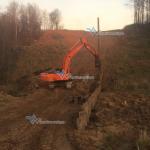Реконструкция Нефтепровода Горький- Ярославль - 1