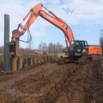 Реконструкция Нефтепровода Сургут-Полоцк, г. Бежецк