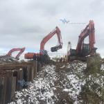 Реконструкция Нефтепровода Горький- Ярославль - 2
